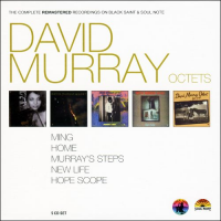 "Read ""David Murray Octets on Black Saint"" reviewed by Patrick Burnette"