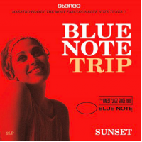Album Blue Note Trip - Sunset/Sunrise by DJ Maestro