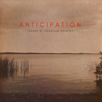 Album Anticipation (Houry Dora Apartian) by Houry Dora Apartian