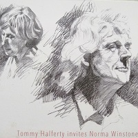 Tommy Halferty Invites Norma Winstone by Tommy Halferty