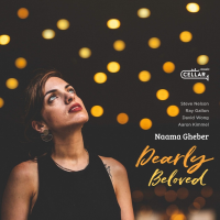 "Naama Gheber Offers Highly Personal Take On The Great American Songbook On ""Dearly Beloved,"" Her Debut Album, Set For April 10 Release"