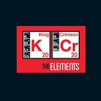 The Elements 2020 Tour Box by King Crimson