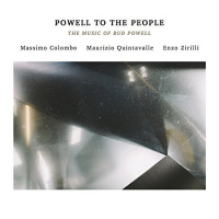 Album Powell To The People by Massimo Colombo