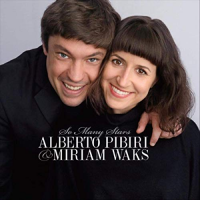 Album So Many Stars by Alberto Pibiri & Miriam Waks