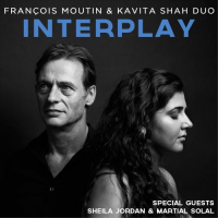"""Interplay"" - showcase release by Kavita Shah"
