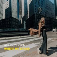 Album Where We Stand by Adi Meyerson