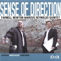 Album Sense of Direction by Farnell Newton