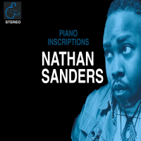 Album Piano Inscriptions by Nathan Sanders