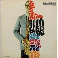 Album The Other Side Of Benny Golson by Benny Golson