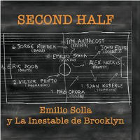 "Read ""Second Half"" reviewed by Edward Blanco"