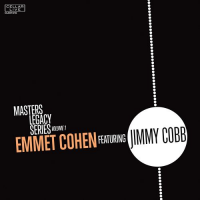 Emmet Cohen Featuring Jimmy Cobb: Masters Legacy Series, Volume 1