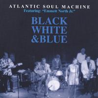 Album Black, White & Blue by Emmett North Jr.