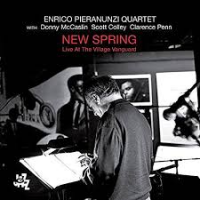 Album New Spring - Live At The Village Vanguard by Enrico Pieranunzi