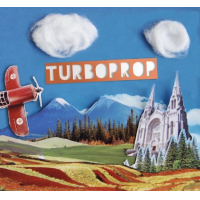 Album Turboprop by Ernesto Cervini