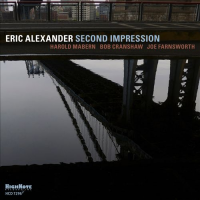 Album Second Impression by Eric Alexander