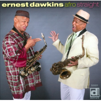 Album Afro Straight by Ernest Dawkins