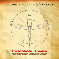 "Read ""Volume 1: Flights of Fantasy"" reviewed by Robin B James"