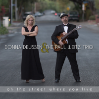 Album On The Street Where You Live by Donna Deussen