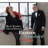 Album Eastern Standard Time by Mark Winkler