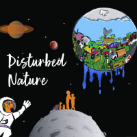 "Read ""Disturbed Nature"" reviewed by Geno Thackara"