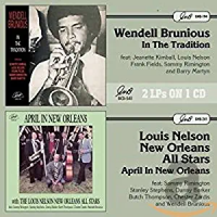 Album In The Tradition by Wendell Brunious