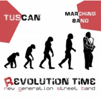 New Generation Street Band - Revolution Time