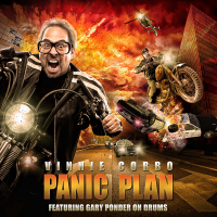 Album Panic Plan by Vinnie Corbo
