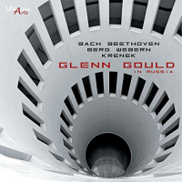 "Read ""Glenn Gould in Russia: Bach, Beethoven, Berg, Webern, Krenek"" reviewed by C. Michael Bailey"