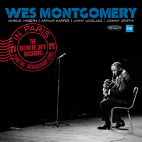 In Paris: The Definitive ORTF Recording by Wes Montgomery
