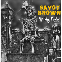 Album Witchy Feelin' by Savoy Brown
