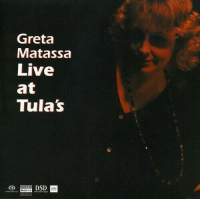 Album Live at Tula's by Greta Matassa