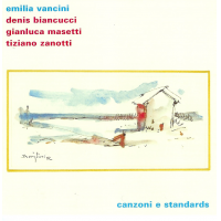 Album Canzoni e standards by Emilia Vancini