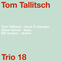 Album Trio 18 by Tom Tallitsch