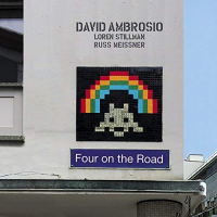 "Read ""Four On The Road"" reviewed by Dan Bilawsky"