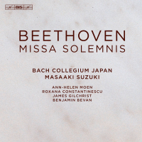 "Read ""Beethoven – Missa Solemnis"" reviewed by"