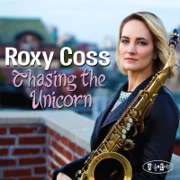Album Chasing the Unicorn by Roxy Coss