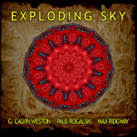 Album Exploding Sky featuring G. Calvin Weston by Calvin Weston