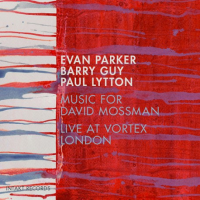 Music For David Mossman / Live At Vortex London