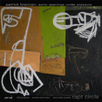 rapt circle by Patrick Brennan