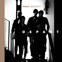 Swiss Minimalistic Jazz Ensemble Akku Quintet To Release Fourth Album Depart On Trey Gunn's 7d Media Label