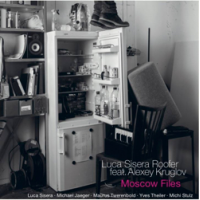 Album Moscow Files by Luca Sisera