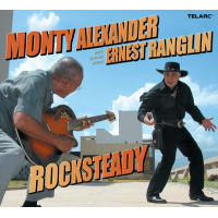 Album Rocksteady by Monty Alexander