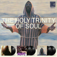 Isaac Hayes: The Holy Trinity of Soul: Three Craft Reissues