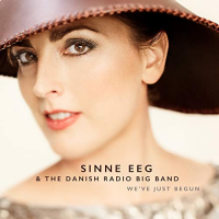 Album We've Just Begun by Sinne Eeg