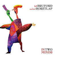 Album In Two Minds by Bill Bruford