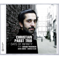 Album Days Of Infinity by Christian Pabst
