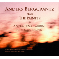 Anders Bergcrantz Plays The Painter by Anna-Lena Laurin