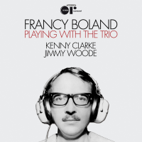 Album Playing with the Trio by Francy Boland