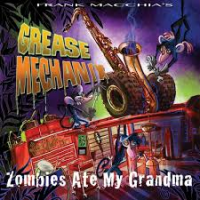 Album Grease Mechanix by Frank Macchia