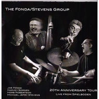 "Album The Fonda/Stevens Quartet ""Live from Spielboden"" by Michael Jefry Stevens"